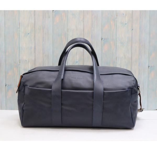 Дорожная сумка из мягкой кожи 1137-49